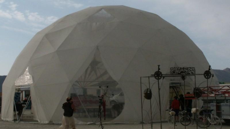 Nylon Dome